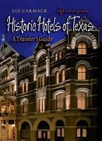 Historic Hotels of Texas PDF