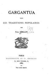 Gargantua dans les traditions populaires