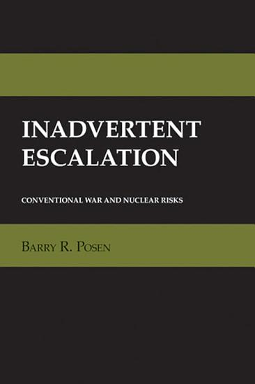 Inadvertent Escalation PDF