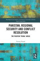 Pakistan  Regional Security and Conflict Resolution PDF