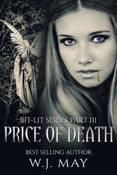 Price of Death: Paranormal Vampire Shifter Romance