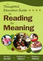 The Thoughtful Education Guide to Reading for Meaning PDF