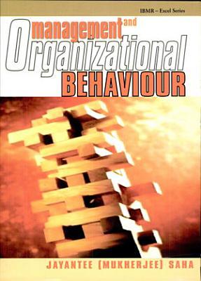 Management and Organizational Behaviour
