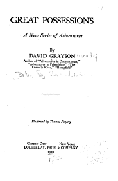Great Possessions: A New Series of Adventures