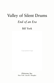 Valley Of Silent Drums