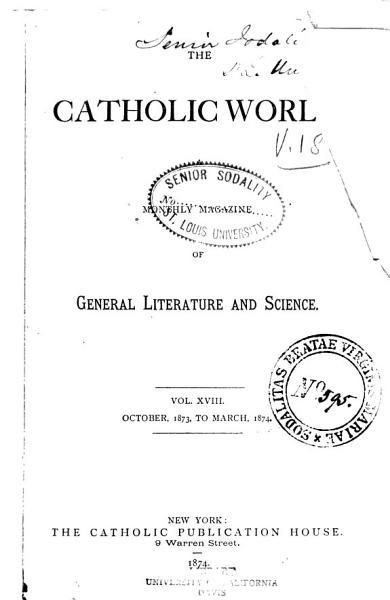 Download New Catholic World Book