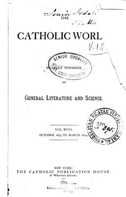 New Catholic World PDF