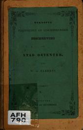 Beschrijving van Deventer