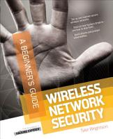 Wireless Network Security A Beginner s Guide PDF