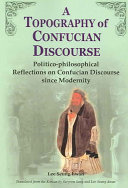 A Topography of Confucian Discourse