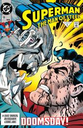 Superman: The Man of Steel (1991-2003) #19