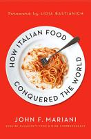 How Italian Food Conquered the World PDF