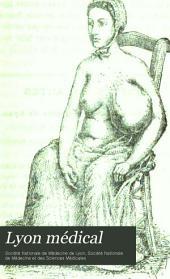 Lyon médical: Volume24