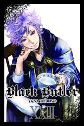 Black Butler: Volume 23