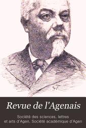 Revue de l'Agenais: Volumes17à26