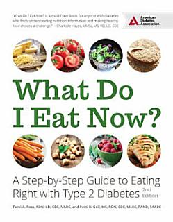 What Do I Eat Now Book
