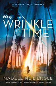 A Wrinkle in Time Movie Tie In Edition Book