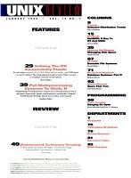 UNIX Review PDF
