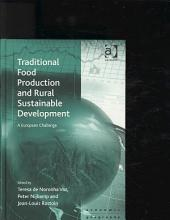 Traditional Food Production and Rural Sustainable Development PDF