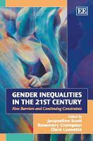 Gender Inequalities in the 21st Century PDF