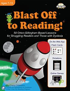 Blast Off to Reading  Book