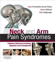 Neck and Arm Pain Syndromes E Book PDF