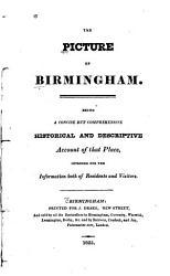 The Picture Of Birmingham Book PDF