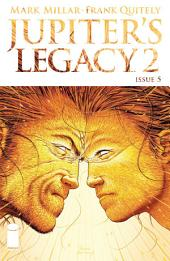 Jupiter'S Legacy vol.2 #5 (Of 5)