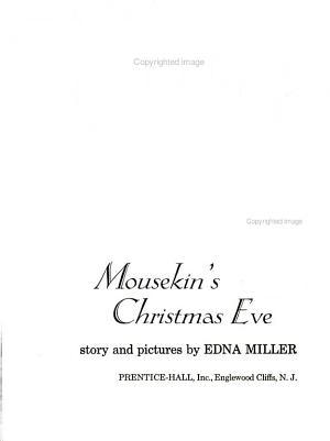 Mousekin s Christmas Eve PDF
