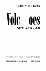 Volcanoes  New and Old PDF