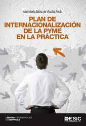 Plan de intemacionalización de la PYME en la práctica