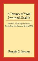 A Treasury of Vivid Newsweek English PDF