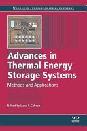 Advances in Thermal Energy Storage Systems  Methods and Applications