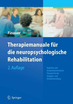 Therapiemanuale f  r die neuropsychologische Rehabilitation PDF