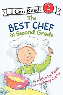 The Best Chef in Second Grade Book