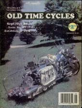 WALNECK'S CLASSIC CYCLE TRADER, SEPTEMBER/OCTOBER 1987