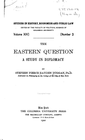 The Eastern Question: A Study in Diplomacy, Issue 39