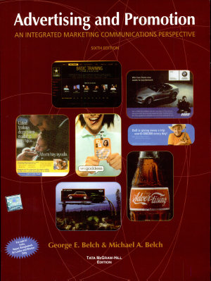 Advertising And Promotion  6 E