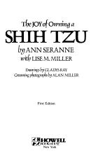 The Joy of Owning a Shih Tzu