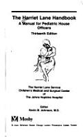 The Harriet Lane Handbook PDF