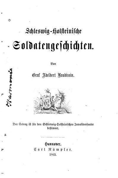 Schleswig holsteinische Soldatengeschichten PDF
