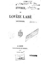 Evvres de Lovïze Labé Lionnoize