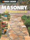 The Complete Guide to Masonry & Stonework