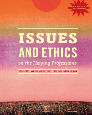Issues And Ethics In The Helping Professions With 2014 Aca Codes