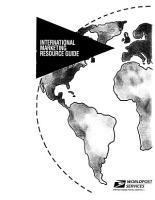 International Marketing Resource Guide PDF