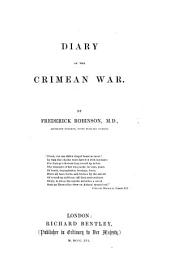 Diary of the Crimean War