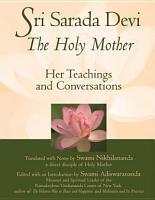 Sri Sarada Devi  the Holy Mother PDF