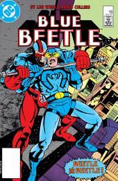 Blue Beetle (1986-) #18