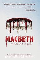 Macbeth Translated Into Modern English