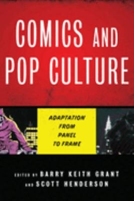 Comics and Pop Culture PDF